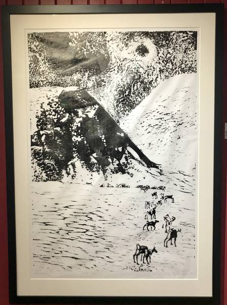 Bilde av Ståle Blæsterdalen - Vinterfjell