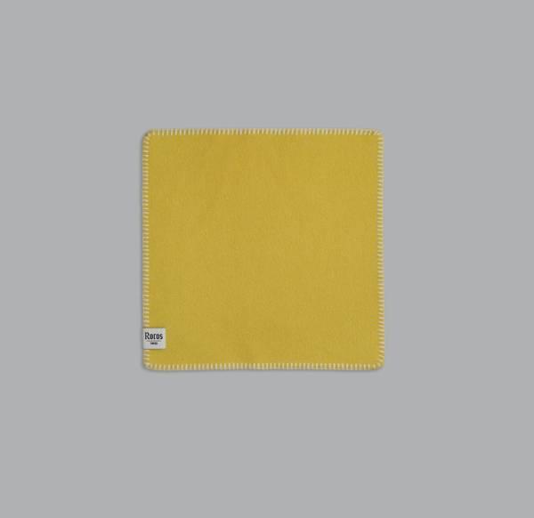 Bilde av Stemor - Sunshine yellow sitteunderlag