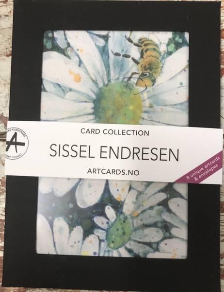 Bilde av Art cards - Sissel Endresen