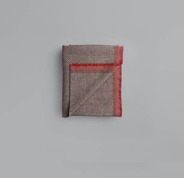 Bilde av Una - Grønn/rød minipledd